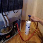 Замена фреона в холодильнике Краснодар